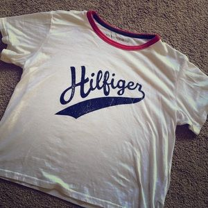 Tommy Hilfiger girl's T-shirt